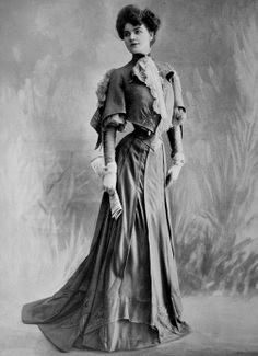 Edwardian Fashion - 1904