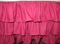 Image result for crib ruffle bed skirt