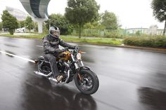 2016 Harley-Davidson Sportster Forty-Eight review