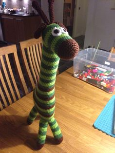 Virkad giraff Dinosaur Stuffed Animal, Toys, Animals, Activity Toys, Animales, Animaux, Clearance Toys, Animal, Gaming