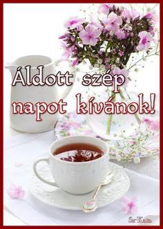 Good Night, Good Morning, Tea Cups, Mugs, Tableware, Google, Tuesday, Nighty Night, Bom Dia
