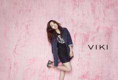 Park Shin Hye VIKI 2015 Spring collection | Sunshineemine