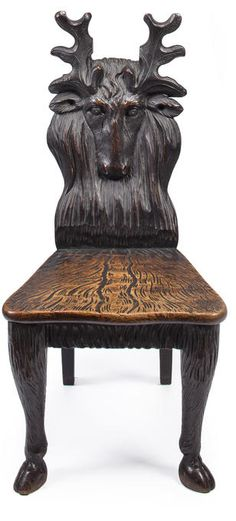 I would greatly enjoy conjuring a cushion for this chair!  ~Splendor