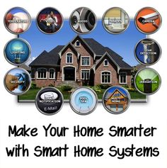 Technology is everywhere, especially in your home.  Many people just have basic technology in their homes - perhaps a home security system, programmable thermostat, or exterior lights on a timer.  There are many other home automation technologies available to make your home smart and your life easier, with either a DIY installation or installed by a professional.  Most smart home systems run off of an iPhone or comparable device.