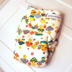 Bamboo Velour Cloth Diaper
