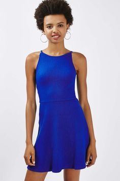Strappy Back Tunic - Dresses - Clothing - Topshop