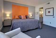 Upstairs are two spacious bedroom suites, both with exceptional closet space.
