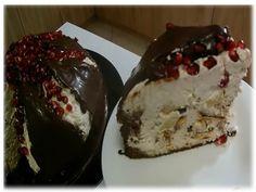 Novogodišna hit torta – Eksplozija ukusa – CreativaBox.com Pudding, Desserts, Food, Tailgate Desserts, Deserts, Custard Pudding, Essen, Puddings, Postres