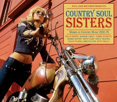 Soul Jazz Records – Country Soul Sisters – Women In Country Music 1952 - 78