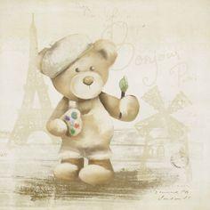 Instant DOWNLOAD Set of 2 art prints Baby Boy by mmaiaartdesign Boys Room Decor, Nursery Wall Art, Nursery Ideas, Baby Boy Nurseries, Little Boys, Handmade Gifts, Teddy Bear, Art Prints, Toys