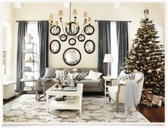 Celebrateballard on pinterest design address signs and for B q living room mirrors