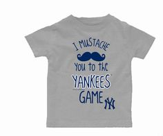 677580413 Are you confident your youngster will grow up to be the ultimate New York  Yankees fan