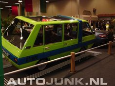 1975 Bertone Visitors Bus.. one of the coolest cars ever!!