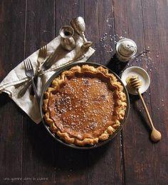 une gamine dans la cuisine: Salted Honey Pie