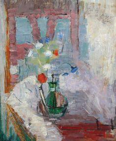 Alexandru Ciucurencu Post Impressionism, Impressionist, Frasier Crane, Painting & Drawing, Bouquets, Drawings, Image, Artists, Art