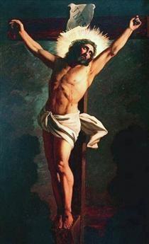 Cristo Crucificado - Almeida Júnior