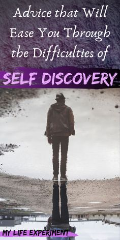 The process of Self-discovery is a wonderful thing. Though it is not necessarily an easy process, it is a process that will likely lead to our best life's fulfillment. Self Development, Personal Development, Stuck In Life, Feeling Lost, Self Care Routine, Self Discovery, Feeling Overwhelmed, Positive Mindset, Life Purpose