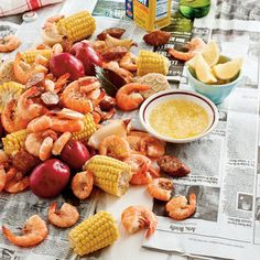 Shrimp Boil | This c
