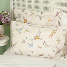 Hummingbird Bed Linen - Zara Home