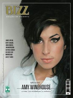 Amy Winehouse Forever is a tribute site to the life and music of Amy Jade Winehouse. On this site you'll find Amy's biography, fashion, music, quotes and news. Janis Joplin, Amy Winehouse, Jim Morrison, Jimi Hendrix, Kurt Cobain, Amazing Amy, Jewish Girl, Celebrity Magazines, Grammy Nominations