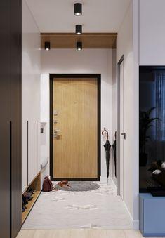 Interior visualization on Behance Garage Doors, Interior Design, Outdoor Decor, Furniture, 3ds Max, Home Decor, Behance, Nest Design, Homemade Home Decor