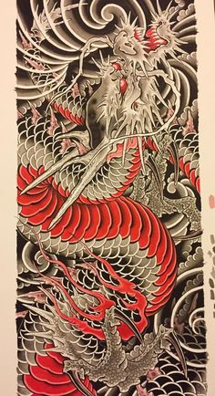 "Search results for ""japanese tattoos art japanesetattoos tat Japanese Tattoos For Men, Japanese Tattoo Art, Japanese Tattoo Designs, Dragon Sketch, Japanese Dragon Tattoos, Asian Tattoos, Japan Tattoo, Oriental Tattoo, Dragon Tattoo Designs"