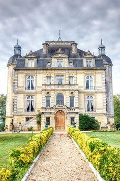 Bordeaux com crianças - Chateau du Pian
