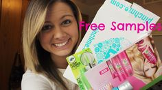 How to Get Free Samples - ErinTheInsomniac