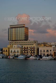 Sunset in Gallipoli. Italy  https://www.facebook.com/LucillaCumanPhotography