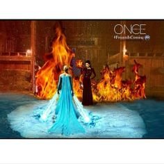 Frozen is coming to Once Upon A Time, Season 4 this fall! I think Elsa and Regina are going to duke it out. Abc Tv Shows, Movies And Tv Shows, Once Upon A Time, Fantasy Shows, Outlaw Queen, Colin O'donoghue, Captain Swan, Disney Marvel, Me Tv