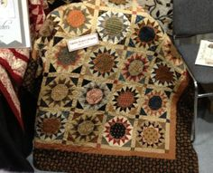 Humble Quilts: Favorite Booths at Quilt Market