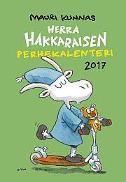 lataa / download HERRA HAKKARAISEN PERHEKALENTERI 2017 (SEINÄKALENTERI) epub mobi fb2 pdf – E-kirjasto