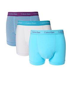 Enlarge Calvin Klein 3 Pack Trunks