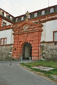The Mainzer Zitadelle (Citadel of Mainz) is situated at the fringe of the Old Town near Mainz Römisches Theater station. The fortress was constructed in 1660 and was an important part of the Fortress Mainz.