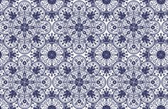 Bloemfontein symmetrical surface pattern for fabric and wallpaper Home Wallpaper, Fabric Wallpaper, Surface Pattern Design, Flower Patterns, Fabrics, Wall Papers, Colours, Quilts, Floral