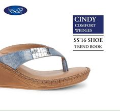 I believe every woman should have a flat, a really good wedge and a show stopper shoe - Brad Goreski You get atleast the last two in these cindy comfort wedges. Buy them at www.labriza.com #labriza #ladiesfootwear #highfashion #footwear #wedges #spring #summer #sandals #ladiesstyle #comfort #loveshoe #shoeshopping #fashionlook #fashionista #fashionaddict #fashionlover #fashiongirl #summerlook #summerfashion #style #summershoes #womenshoes #shoeaddict #summer2016 #summerfun #summerfeels…