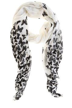 NEW Butterfly Animal Print Cotton Fashion Scarf Wrap Chiffon Large Soft Light UK