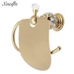 >> Click to Buy << 4 Color Crystal Brass Bathroom Toilet Roll Paper Box Holder Gold Toilet Paper Holder Paper Holder Tissue Box #Affiliate