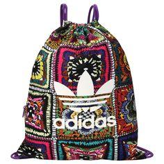 Que tal acrescentar um tom divertido ao seu dia? Olha essa bolsa crochita da Adidas em parceria com a Farm, um charme só!  Onde encontrar: http://compre.vc/v2/36b4fcfd  #bolsa #gymsack #bag #croche #adidas #farm #moda #fashion #instamoda #instafashion #fashionblogger #cool