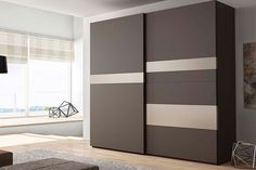 Master Bedroom Wardrobe Designs, Sliding Door Wardrobe Designs, Closet Designs, Cupboard Design, Corridor, Interior Design, House, Furniture, Home Decor