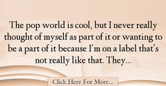 Norah Jones Quotes About Cool - 10751