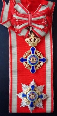 ORDER OF THE STAR : Lot 1476