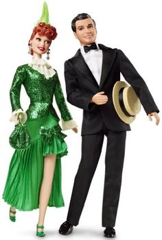 """Barbie Collector """"I Love Lucy"""" Lucy and Ricky Doll Giftse... https://www.amazon.com/dp/B0042ESF5M/ref=cm_sw_r_pi_dp_x_ueqRxbT53K67T"""