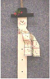 paint stick snowman!!!  maybe your local hardware store will donate sticks to you!!!
