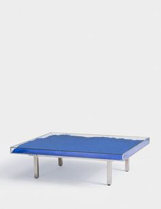 © Klein Blue™ Table by Yves Klein. Sold by 1stdibs