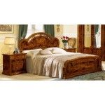 VIG Furniture - Milady Italian King Bed with 2 Nightstands - VGCAMILADY-1   SPECIAL PRICE: $1,189.98