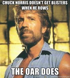 Funny Chuck Norris Memes and 20 Fun Chuck Norris Facts - Slapwank Funny Chuck Norris memes are as indestructible as the man himself! Here's some of the best Chuck Norris memes we've collected together in one place just for you! Workout Memes, Gym Memes, Funny Memes, Jokes, Hilarious, Funny Gym, Funny Videos, Workouts, Crossfit Humor
