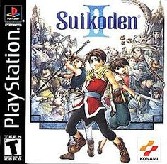 Suikoden II - The sequel to one of my favourite games of all time and equally loved by myself. The most satisfaction I've ever had after finishing a game. You can even recruit the protagonist from the first game if you play your cards right. Choice one!