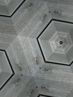 Wood pattern. Not in the main area but the bath or entry
