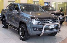 Signwritten Volkswagen Amaroks. More on the link. #volkswagen #vw #amarok #utes